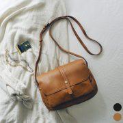 革好きが教える、BISOUのフラップショルダーバッグの特徴とお手入れ方法