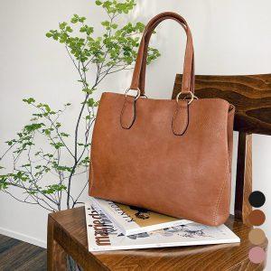 女性が選ぶA4対応のビジネスバッグ