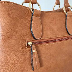 バッグの外ポケット