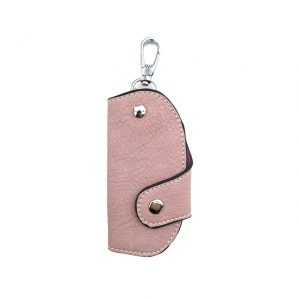BISOUのスムースキーケース ピンク