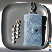 鍵を多く持つママ向き♪スマートで収納力抜群のスマートな6連キーケース!