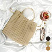 【即完売】BISOUのプリーツバッグが人気の秘密とは?おすすめポイントも解説